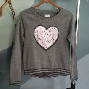 Epic Threads Heart & Stars Sweatshirt